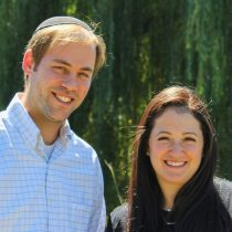 Josh and Malka Einhorn